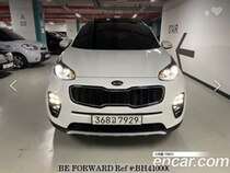 Used 2018 KIA SPORTAGE BH410000 for Sale for Sale