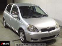 Used 2003 TOYOTA VITZ BH407435 for Sale for Sale