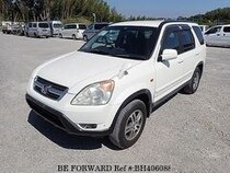 Used 2001 HONDA CR-V BH406088 for Sale for Sale
