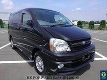Used 2001 TOYOTA TOURING HIACE BH406168 for Sale for Sale