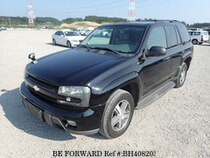 Used 2007 CHEVROLET TRAILBLAZER BH408203 for Sale for Sale