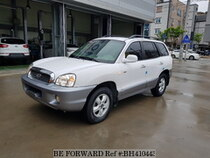 Used 2005 HYUNDAI SANTA FE BH410443 for Sale for Sale