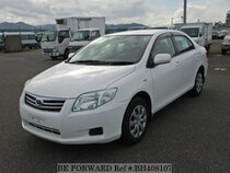 Used 2011 TOYOTA COROLLA AXIO BH408107 for Sale for Sale