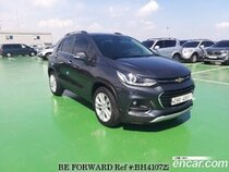 Used 2018 CHEVROLET TRAX BH410722 for Sale for Sale