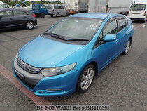 Used 2009 HONDA INSIGHT BH410392 for Sale for Sale