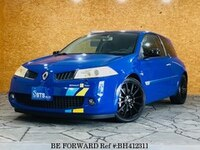 2007 RENAULT MEGANE SPORT F1 TEAM LIMITED EDITION