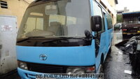 2001 TOYOTA COASTER HR D