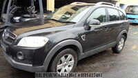 2010 CHEVROLET CAPTIVA 2.4L AT 7 SEATERS W/O SUNROOF