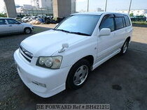 Used 2002 TOYOTA KLUGER BH421212 for Sale for Sale