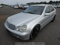 Used 2000 MERCEDES-BENZ C-CLASS BH426159 for Sale for Sale