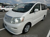 Used 2004 TOYOTA ALPHARD BH428798 for Sale for Sale