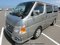 Used 2007 NISSAN CARAVAN VAN BH428802 for Sale for Sale