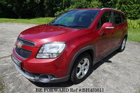 2014 CHEVROLET ORLANDO 2WD-1.4AT