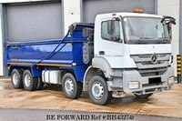 2011 MERCEDES-BENZ AXOR MANUAL DIESEL