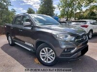 2019 SSANGYONG MUSSO MANUAL DIESEL