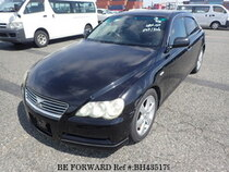 Used 2005 TOYOTA MARK X BH435179 for Sale for Sale
