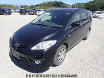 Used 2010 MAZDA PREMACY BH434899 for Sale for Sale