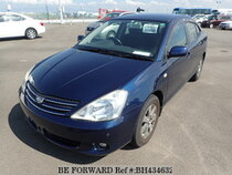Used 2002 TOYOTA ALLION BH434632 for Sale for Sale