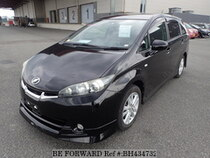 Used 2009 TOYOTA WISH BH434732 for Sale for Sale