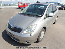 Used 2003 TOYOTA COROLLA SPACIO BH434637 for Sale for Sale
