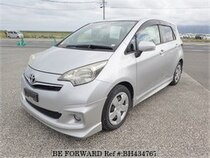 Used 2010 TOYOTA RACTIS BH434767 for Sale for Sale