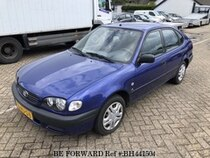 Used 2001 TOYOTA COROLLA BH441504 for Sale for Sale