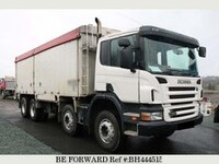 2005 SCANIA P SERIES MANUAL DIESEL