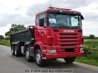 2005 SCANIA R SERIES MANUAL DIESEL
