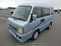 2006 SUBARU DIAS WAGON SUPER CHARGER TOUGH PACKAGE