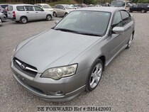 Used 2005 SUBARU LEGACY B4 BH442001 for Sale for Sale