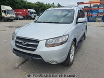 Used 2007 HYUNDAI SANTA FE BH446612 for Sale for Sale