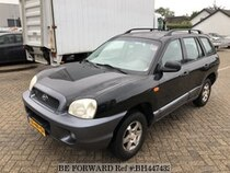 Used 2004 HYUNDAI SANTA FE BH447432 for Sale for Sale