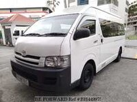 2009 TOYOTA HIACE COMMUTER HIACE HIGHROOF AUTO 14 SEATER