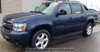 2011 CHEVROLET AVALANCHE LS CREW CAB 4WD