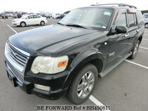 Used 2007 FORD EXPLORER BH450817 for Sale for Sale