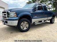 2005 FORD F350 XLT SUPERCAB LONG BED 4WD