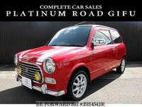 2001 DAIHATSU MIRAGINO MINI LIGHT SPECIAL