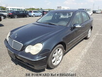 Used 2001 MERCEDES-BENZ C-CLASS BH455401 for Sale for Sale