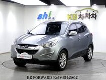 Used 2010 HYUNDAI TUCSON BH458041 for Sale for Sale