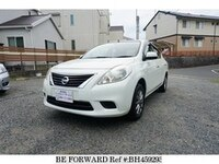 2012 NISSAN LATIO 1.2X