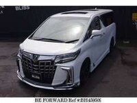 2018 TOYOTA ALPHARD 3.5 EXECUTIVE LOUNGE S