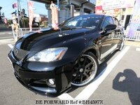 2008 LEXUS IS F 5