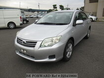 Used 2010 TOYOTA COROLLA AXIO BH459660 for Sale for Sale
