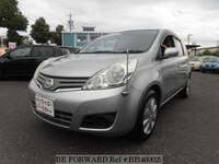 2010 NISSAN NOTE 1.5 15X