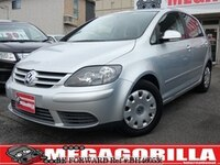 2007 VOLKSWAGEN GOLF PLUS E