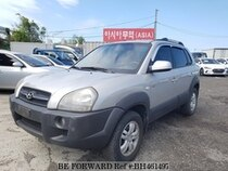 Used 2007 HYUNDAI TUCSON BH461497 for Sale for Sale