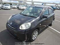 Used 2011 NISSAN MARCH BH462879 for Sale for Sale