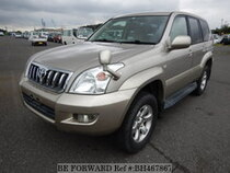 Used 2003 TOYOTA LAND CRUISER PRADO BH467867 for Sale for Sale