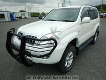 Used 2005 TOYOTA LAND CRUISER PRADO BH467868 for Sale for Sale