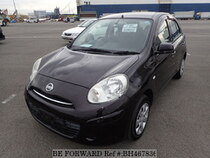 Used 2011 NISSAN MARCH BH467836 for Sale for Sale